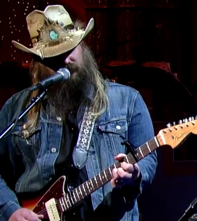 Chris Stapleton on TV