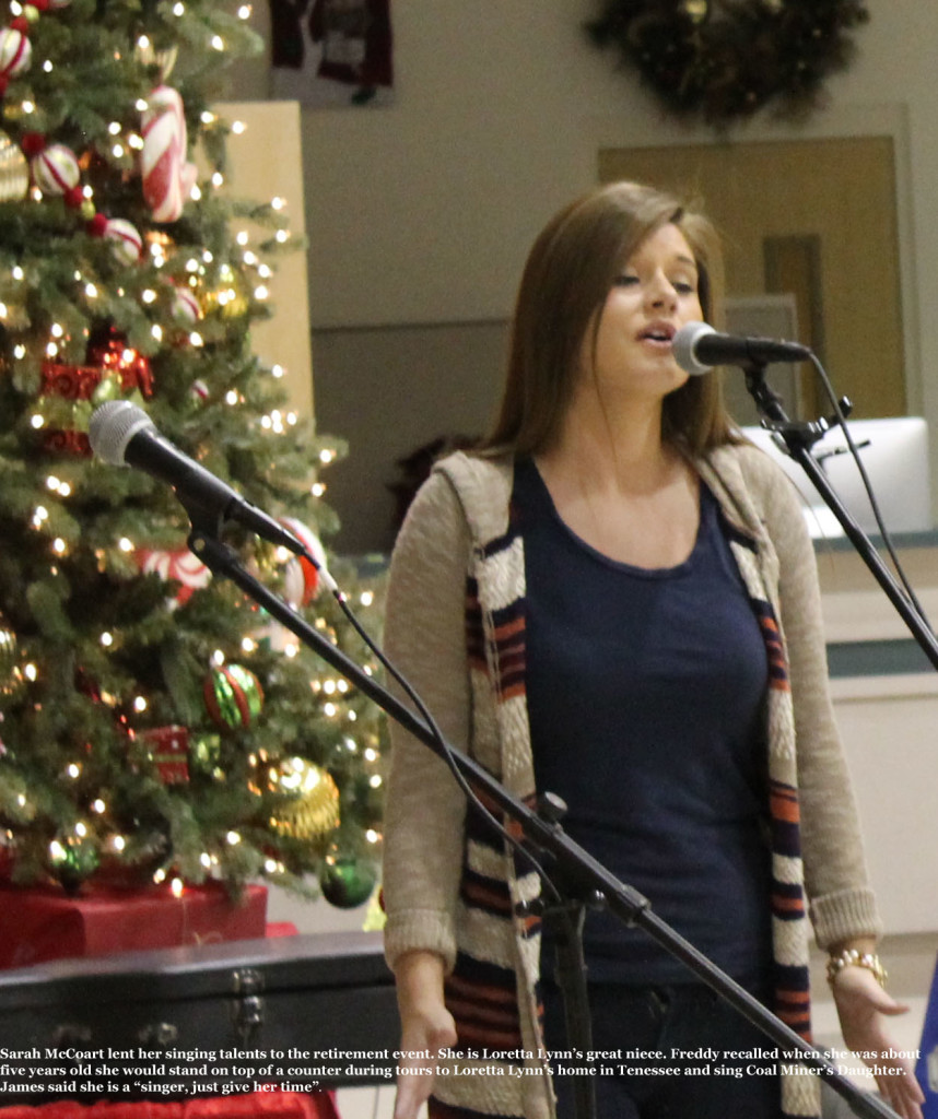 Sarah McCoart